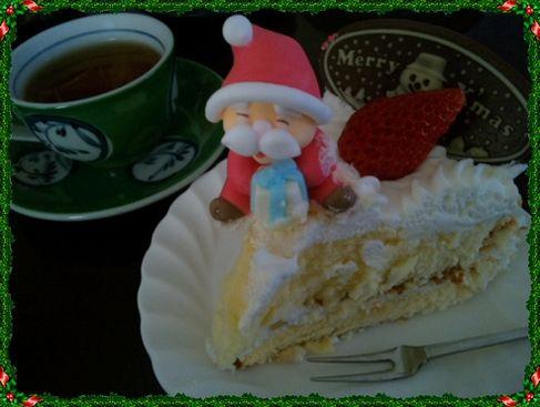 emiさんケーキ