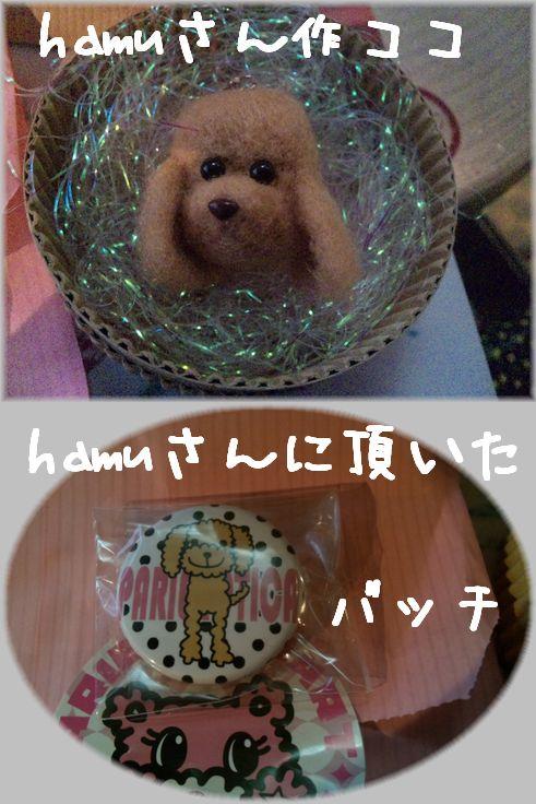 hamuさんプレゼント