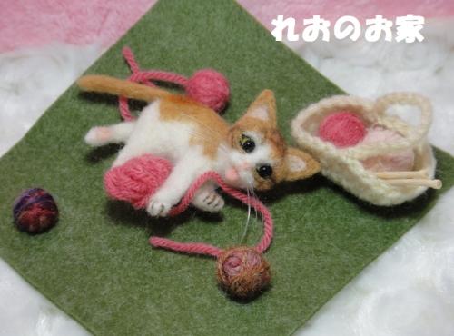 毛糸子猫2