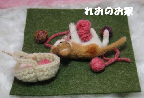 毛糸子猫3