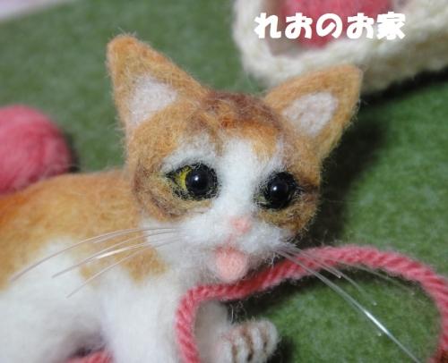 毛糸子猫4