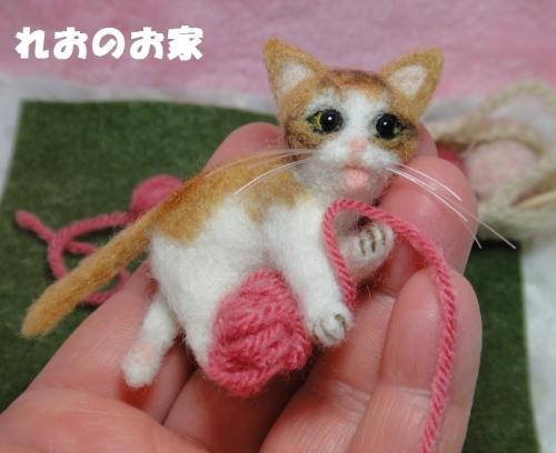 毛糸子猫6