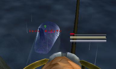 トレハン:サメ釣り2