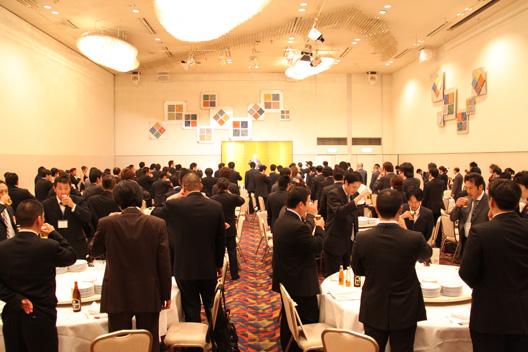 新潟県商工会青年部連合会 総会 主張発表会