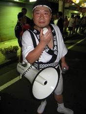 2010 水原祭り ザ・灯籠来舞