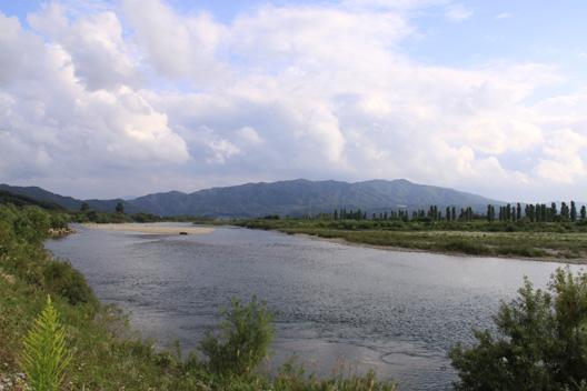 2010 秋 荒川風景写真