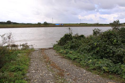 荒川大増水