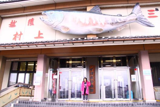村上市 イヨボヤ会館