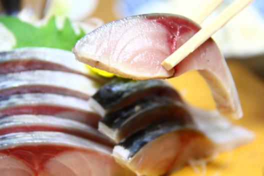 村上市 美味しい〆鯖が食べれる店