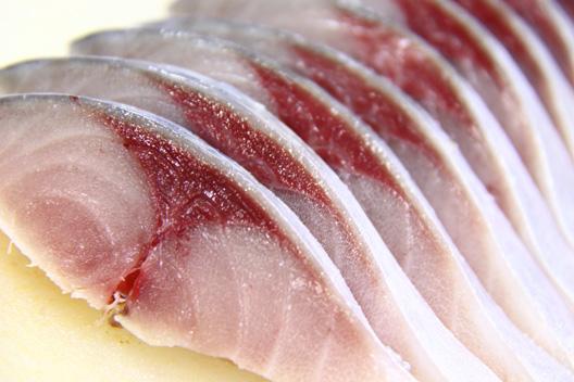 美味しい〆鯖