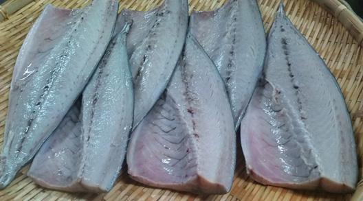 いそべ食堂 脂ののった〆鯖