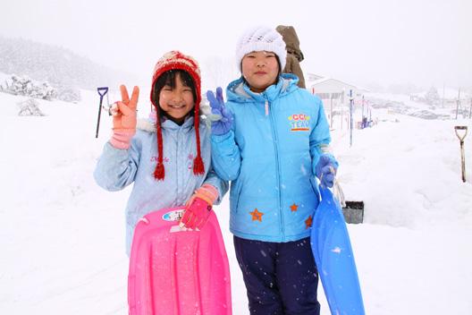 新潟県 胎内スキー場