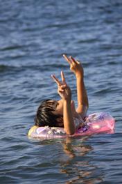 塩谷 海水浴