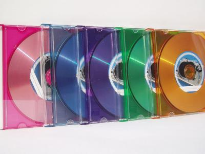 CD カラフル ぶつ取り