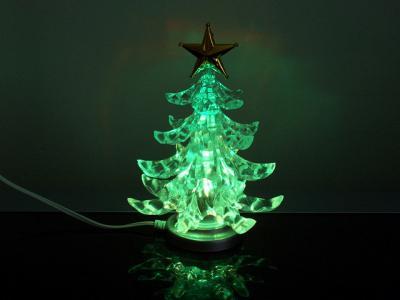 クリスマスツリー ライト 緑