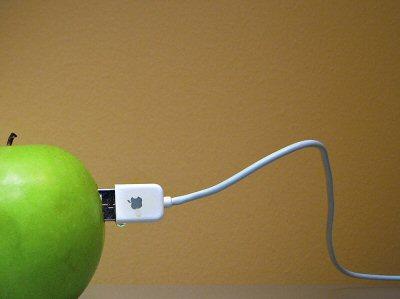 林檎 USB アップル