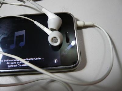 アップル ipod イヤホン