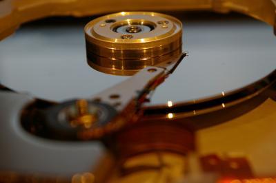 HDD ハードディスク 中身 パソコンパーツ