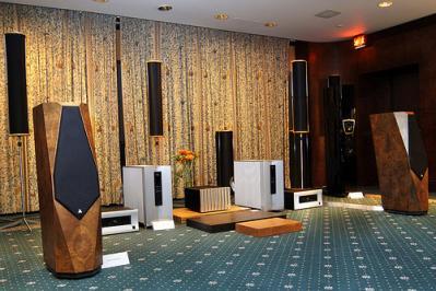 Avalon Acoustics Diamond スピーカー