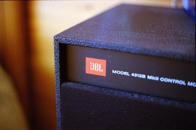 JBL 4312B スピーカー