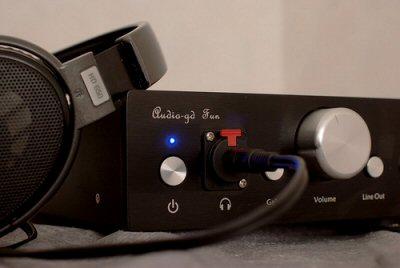 Audio-gd Fun HD650