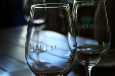ワイングラス 物撮り