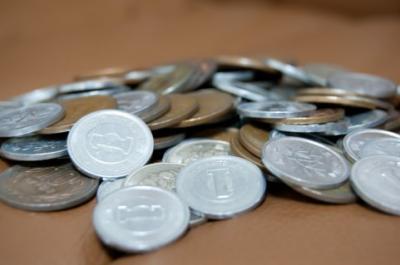 硬貨日本円