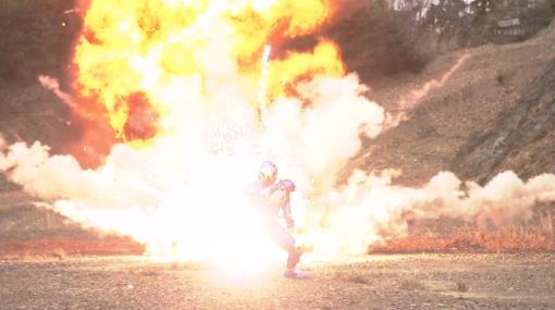 素晴らしい爆発です