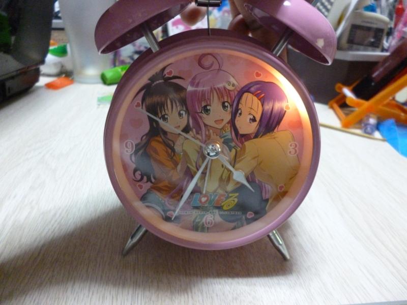 To LOVEる目覚まし時計ライト