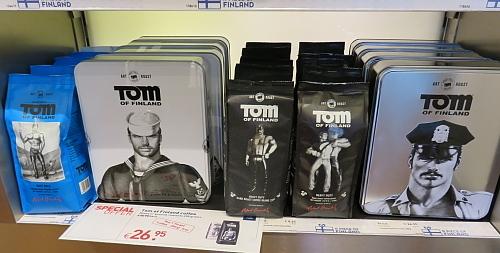 フィンランド Tom Of Finland コーヒー