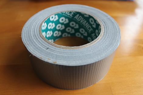 Ilmastointtiteippi ダクトテープ