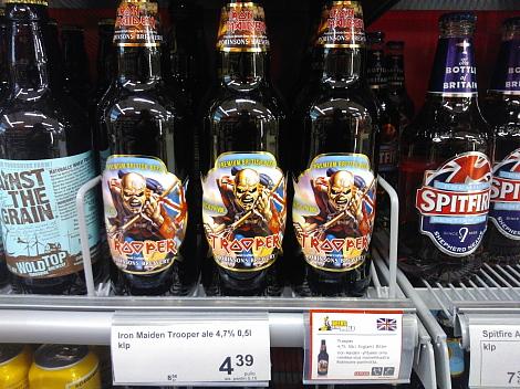 Iron Maiden Ollut ビール
