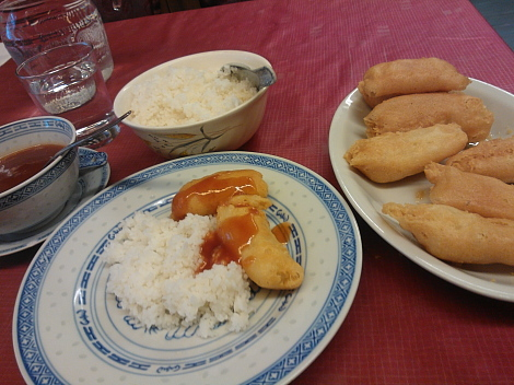 Kiinalainen lounas