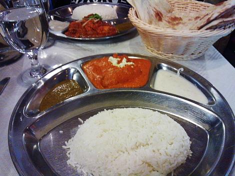 Nepal レストラン