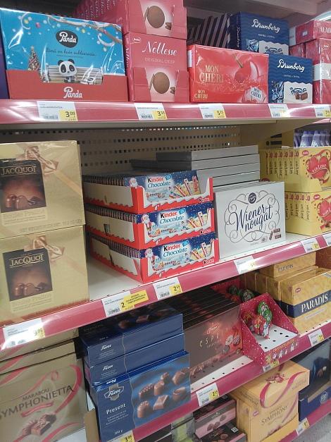 Joulu Suklaa