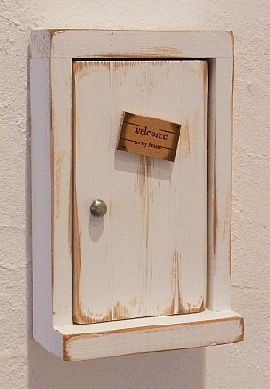 再会した小さなドア