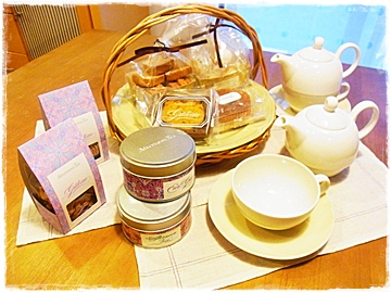 Afternoon Tea ティーパーティーセット