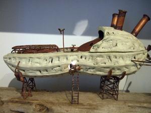 ピーナッツ船