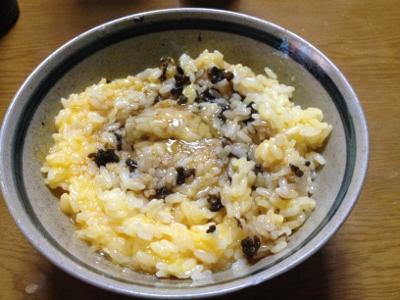 2014.1.22朝飯