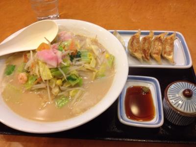 2014.1.23晩飯