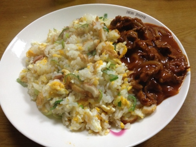 2014.1.26朝飯