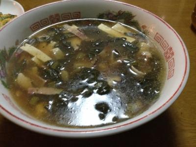 2014.1.27晩飯