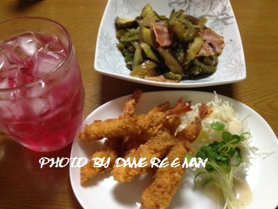 2014.9.29晩飯
