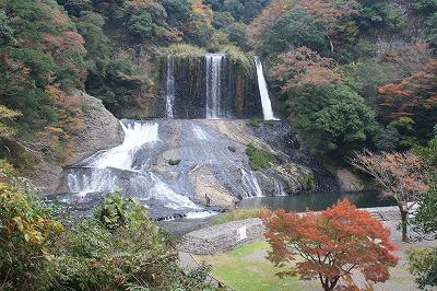2014.11.8竜門の滝
