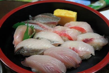 お寿司~!