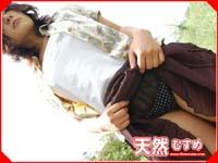 【無修正】天然巨乳娘に露出させてホテルでハメ撮り!!