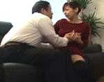 【私学受験強姦事件】私学受験の美人妻 息子の為に汚い肉棒を咥える