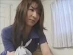 【無修正】佐和子37歳 若い男を虜にする熟女のテクニック!