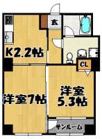 エトワール豊新202号室