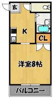 メゾンルミエール(7号室)